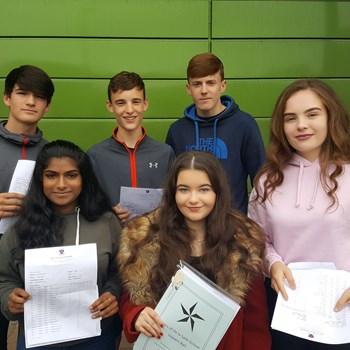 GCSE Success at De La Salle