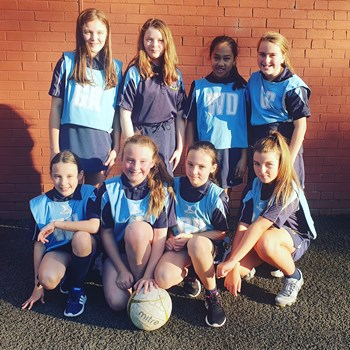 Year 7 Netball Success